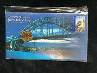 PNC Australia 2007 Sydney Harbour Bridge 75th Anniversary RAM $1 Coin
