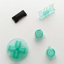 Nuevo Reemplazo claro botones de color verde menta Nintendo Game Boy Color Gbc Mod