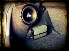 VW Golf MK 5 6 Sound Upgrade Speaker Sub Box 8 10 OEM Stealth Côté boîtier NEUF