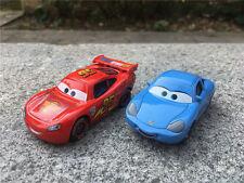Mattel Disney Pixar Cars Sally & McQueen 95 2pcs Spielzeugauto Neu Loose