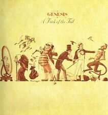 """LP 12"""" 30cms: Genesis: a trick of the tail. charisma. G1"""
