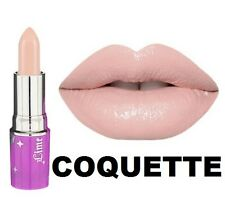 LIME CRIME OPAQUE UNICORN LIPSTICK COQUETTE PALE PEACHY NUDE AUTHENTIC COSMETICS
