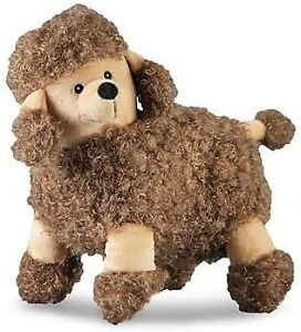 My BFF Plush Squeaker Toy (Brown Poodle)