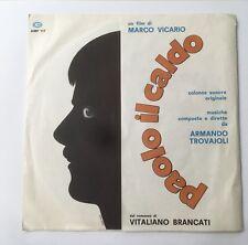 """81812 45 giri - 7"""" - Armando Trovajoli - Colonna sonora o.s.t. """"Paolo il caldo"""""""