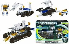 Transformers 2 Cyberverse Autobot Ratchet figure toy Lunar Crawler boxed set