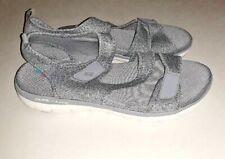 New (Other) Skechers Women's Gray Sport Dual-Lite Sandals Size 10 Medium
