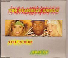 GUARDIAN ANGELS tide is high CDM eurodance 1995 BLONDIE