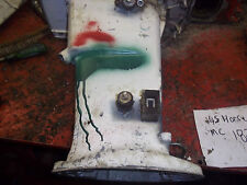 McCullough 45 boat motor 1826 lower case  I have more parts for this motor