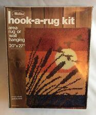 "Malina Marshlands Hook A Rug Latch Hook Kit #25/28 20x27"""