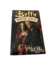Buffy the Vampire Slayer : Spike and Dru by Christopher Golden, James Marsters