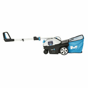 Mac Allister Compact Cordless Lawnmower 18V 5.0Ah Lithium-ion Battery Included