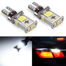 JDM ASTAR 2x 921 912 Super White 18-SMD Error Free LED Bulb Backup Reverse Light