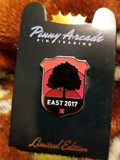 Pinny Arcade PAX East 2017 Limited Edition Crest Shield Pin LE