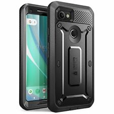 Google Pixel 2 XL Case Rugged Holster with Built in Screen Protector