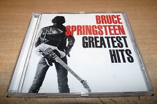 BRUCE SPRINGSTEEN - GREATEST HITS- EXC' CONDITION  CD - SILLY CHEAP - POST FREE.