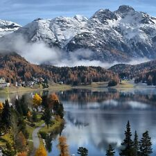 Hotel Schnäppchen St. Moritz | 3 Tage für 2 Personen | Urlaub Schweizer Alpen