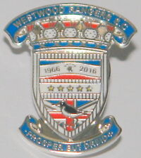 Rangers westwood  supporters badge