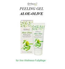 % Camillen 60 Peeling-Gel 100 ml ALOE VERA OLIVE Wellness-Fußpflege