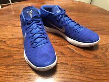 Nike Kobe AD TB Game Royal White Mens Sz 18 Basketball Shoes - 942521-400