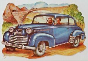 Oblate Opel