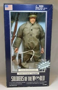 """Soldiers of the World - WWII - Naval Beach Battalion - 12"""" Figure 1/6"""