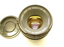 Canon 50 mm 1:1,8 SC Canon FD suite