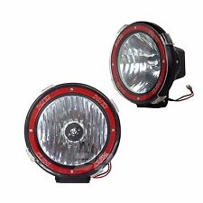 2PCS 9inch 100W 12V Xenon HID Work Light Spot Flood Lamp Offroad Truck Boat Fog