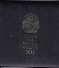 2015 SPECIAL LIMITED  YEAR BOOK COMPLETE WITH STAMPS