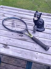 PROKENNEX® WHALE 105 GRAPHITE TENNIS RACQUET As is, No Returns, Used