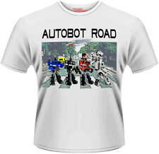 Transformers - Autobot Road T-Shirt Homme / Man - Taille / Size XXL PLASTIC HEAD