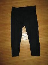 Leggings uni noir,T10 ans,marque Kiabi,en TBE