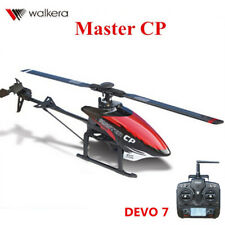 Walkera MASTER CP RC Helicopter 6-Axis Adjustable Gyro w/ DEVO 7 Transmitter RTF