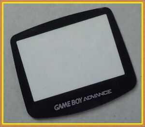 GBA SCREEN LENS COVER Nintendo Game Boy Advance Console Plastic Replacement  NEW