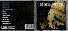 THY KINGDOM COME - THROUGH BLEEDING EYES CD 2005 METAL