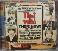 THE WHO ~ Then And Now CD ~ 2004 Compilation ~ POLYDOR 9866578 ~ New & Sealed!
