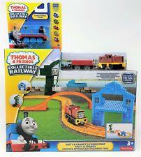 Thomas and Friends Collectible Railway Salty & Cranky Cargo Drop + Bonus Thomas