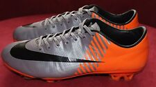 NIKE MERCURIAL VAPOR SUPERFLY II FOOTBALL BOOTS 409888 508 SIZE UK 9 EU 44 28 CM