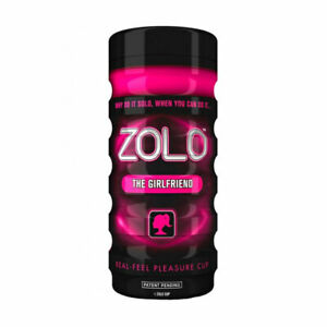 Zolo The Girlfriend Masturbator Cup Fast And Free Delivery