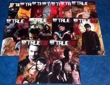 TRUE BLOOD ongoing 1-14 complete set 1st print IDW HBO COMIC BOOK lot ALAN BALL