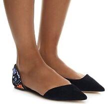 SEXY New Black Symphony Ballet Mimco Heels SANDALS SHOES Flats 40 Or 9 $179