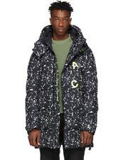 Nike Lab ACG Down Fill Parka Jacket Men's Size: L AQ3517-010 Black
