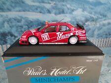 1/43 Minichamps   Alfa romeo 155  V6 TI DTM 1993