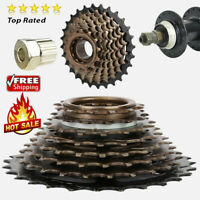 Bicycle Freewheel Cassette Sprocket 8 Speed Mountain Bike Flywheel 11T-28T