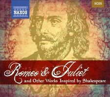 Romeo & Juliet & Other Works Inspired By Shakespea, New Music