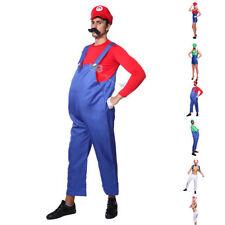 Super Mario Herren-Kostüme & -Verkleidungen