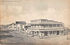 1912 Mission Supply Co. Store South Mission TX post card