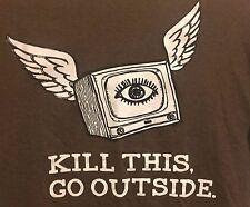 "T-Shirt LRG ""Kill your TV, Go Outside"" T-Shirt"