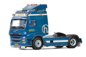 "Volvo FM4 globetrotter 4x2 ""M.van den Heuvel"" WSI truck models 01-3436"