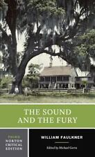 The Sound and the Fury by William Faulkner (1993, Paperback)