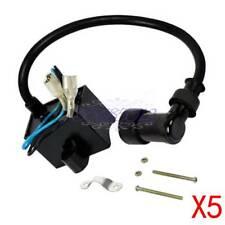 Ignition Coil Module Kit Fit 49cc 60cc 66cc 80cc Engine Motorized Bike 5 Pack
